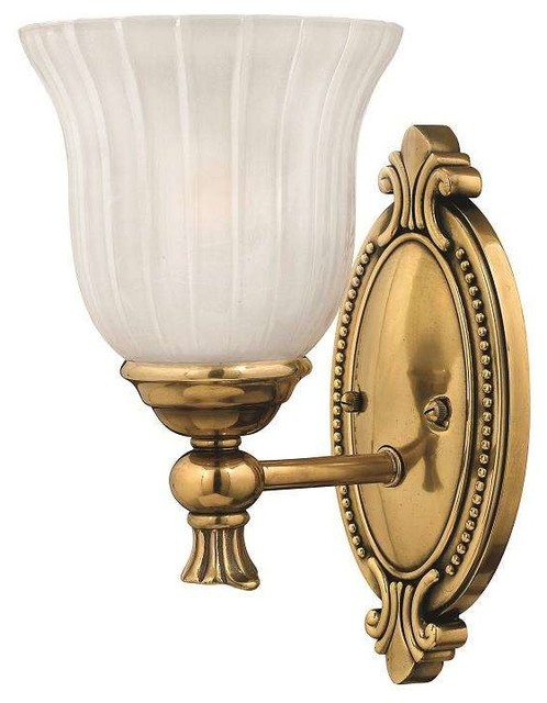 Hinkley Lighting 5580BB Francoise Wall Sconce Burnished
