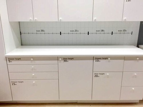 Kitchen Cabinet Bases From IKEA