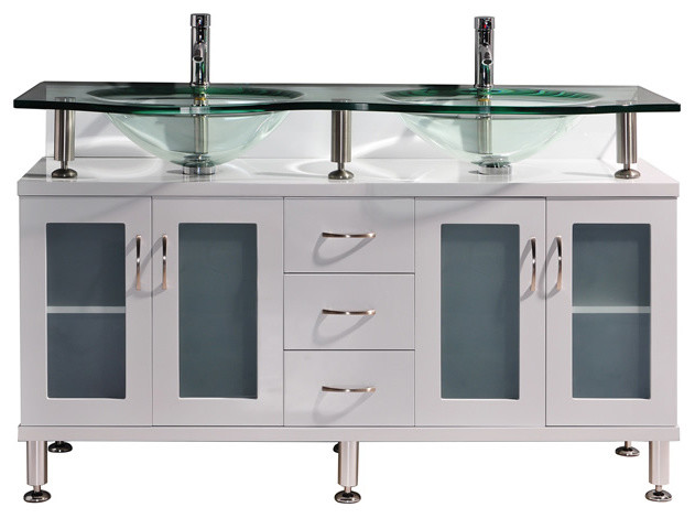 White Bathroom Vanities And Sink Cologne Collection 60 Modern Bathroom Vanities Tampa