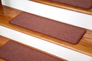 Dean Diy Peel And Stick Non Skid Carpet Stair Treads