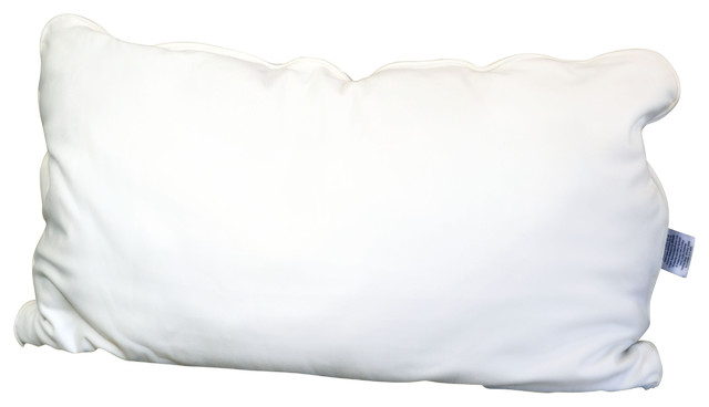 Malpaca Pillow,King, Natural White, King, Light Fill - Traditional - Bed Pillows - by Malpaca
