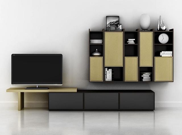 ... - Modern - Media Cabinets - new york - by MIG Furniture Design, Inc