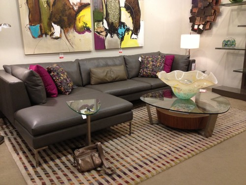What color looks good with dark grey sectional for What colors match with grey