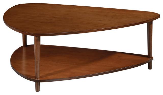 Guitar Pick End Table Retro Sidobord& avlastningsbord av Coaster Fine Furniture