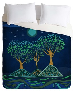 Deny designs viviana gonzalez once upon a time duvet cover Once upon a mattress set design plans