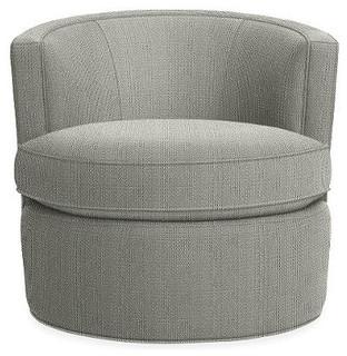 Otis Swivel Chair Room And Board