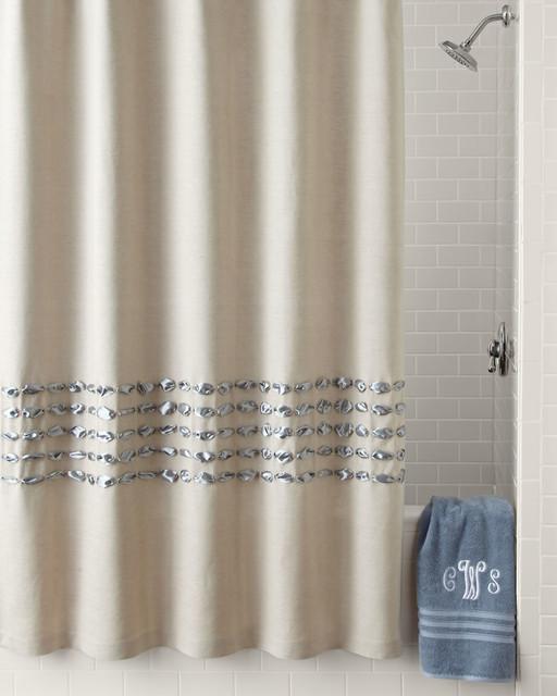 Condotti Shower Curtain