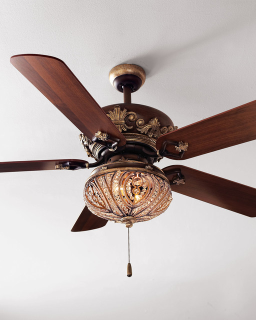 Light Kit - Contemporary - Ceiling Fans - by Horchow