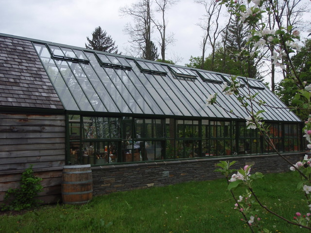 Attached english greenhouses glasshouses victorian for Victorian style greenhouse