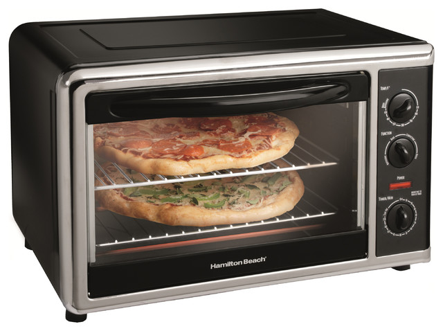 Hamilton Beach 31100 Electric Oven - Contemporary - Toaster Ovens - by Overstock.com