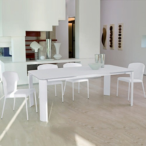 Arthur A Extendable Dining Table Modern Dining Tables By YLiving