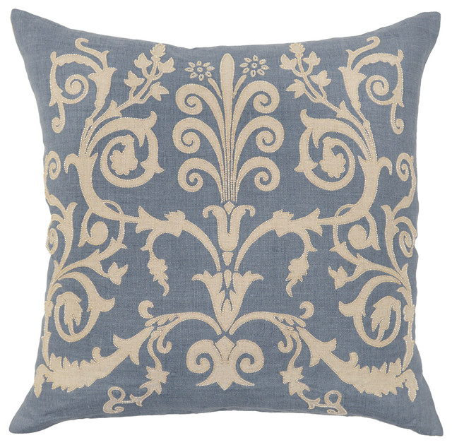 Dulce Pillow - Traditional - Decorative Cushions - by Kosas