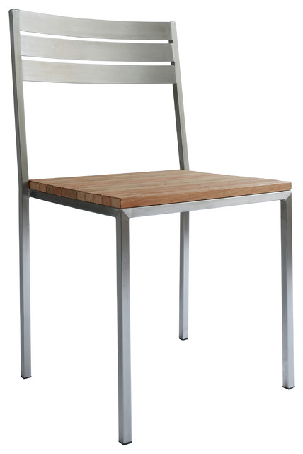 Nipper Dining Chair Contemporary Outdoor Dining Chairs other metro by