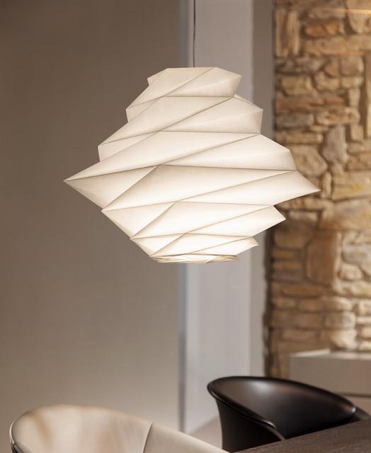 artemide in ei fukurou led pendelleuchte contemporary pendant lighting by prediger hamburg. Black Bedroom Furniture Sets. Home Design Ideas