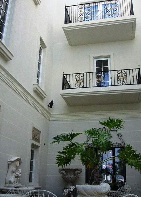 Balconies traditional exterior other metro by for Traditional balconies
