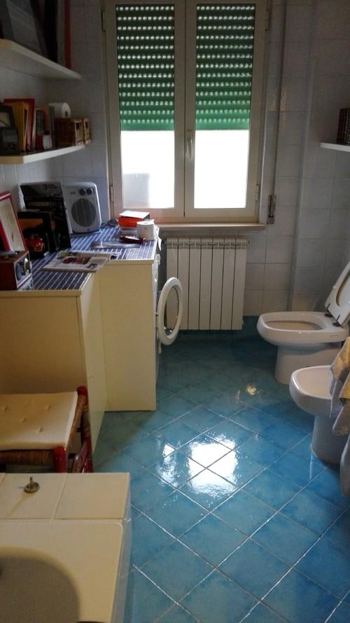 Dilemma per il bagno