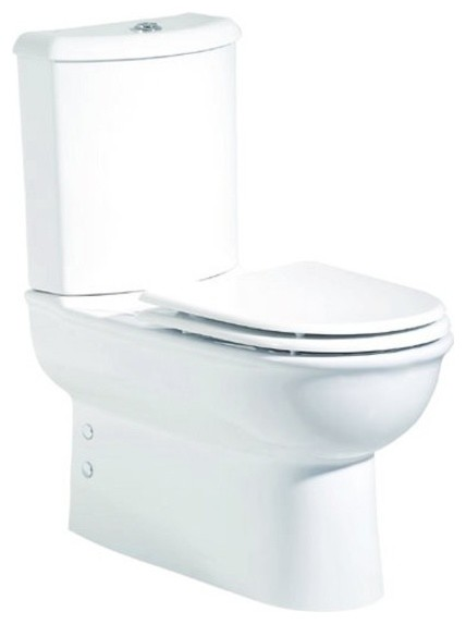 Pelin All In One Combined Bidet Toilet With Soft Close