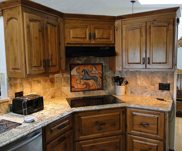 Southwest Horse 3 Contemporary Tile Tampa By The