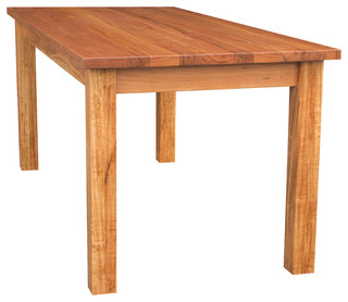 Bakers table traditional dining tables other metro for Traditional dining table uk