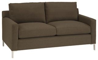 Soho Full Sleeper in Random Mink Contemporary Sofas by Savvy Home