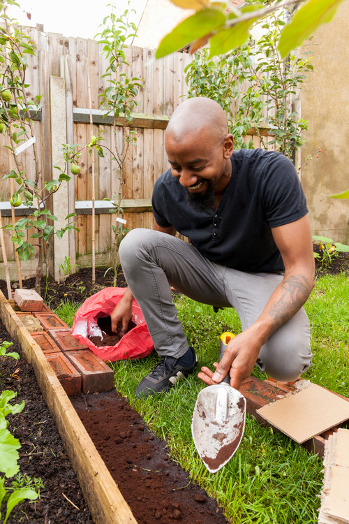 Lush Foodie Abudance in a Small Urban Garden The GAIA
