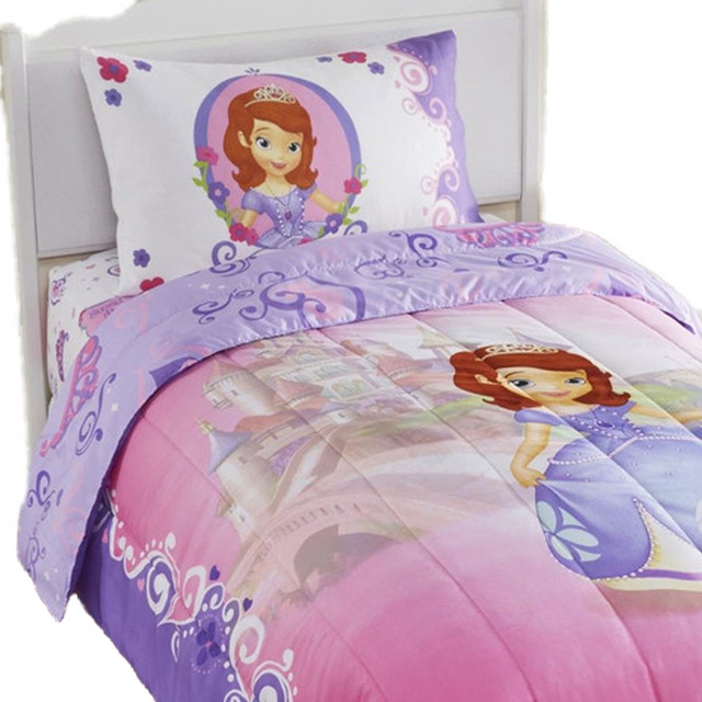 Princess Sofia Bedroom ...