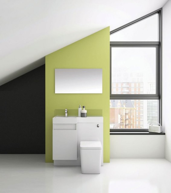 Space Saver Bathroom Sink : Space savers - Modern - Bathroom Vanity Units & Sink Cabinets ...