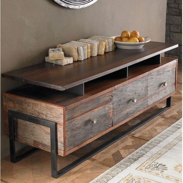 Rustic Industrial Tables Furniture