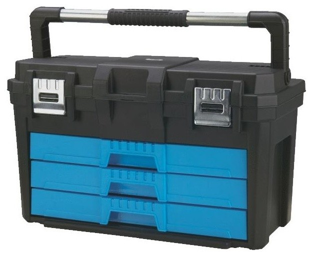 """23"""" Portable Tool Chest - Modern - Garage And Tool Storage - by ..."""