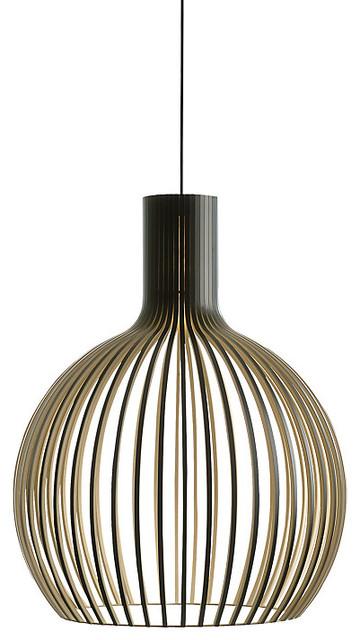 secto octo ceiling light black asian pendant lighting