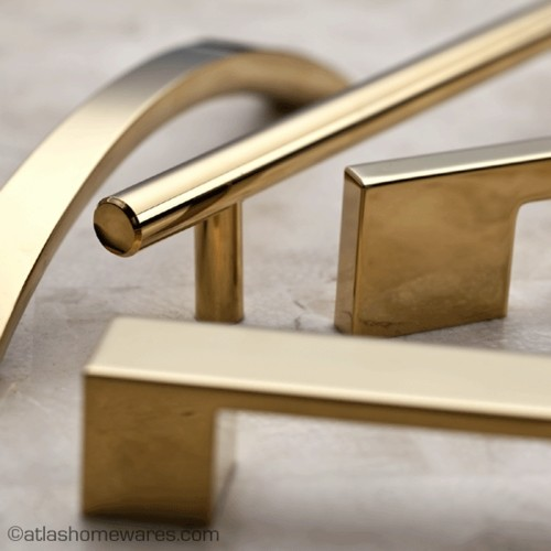 Successi - Cabinet And Drawer Handle Pulls - los angeles - by Atlas Homewares