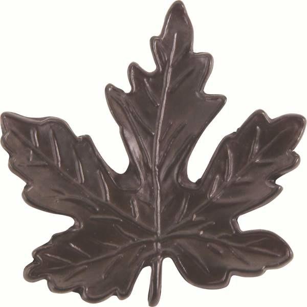 Atlas Homewares 151-O Leaf 2-Inch Maple Leaf Door Knob, Aged Bronze - Cabinet And Drawer Knobs ...