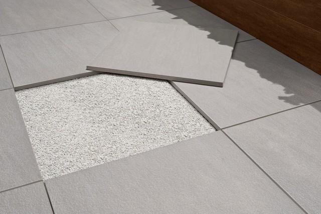 2cm aussenplatten aus feinsteinzeug in steinoptik. Black Bedroom Furniture Sets. Home Design Ideas