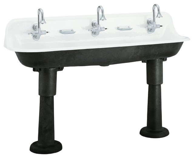 Kohler Brockway Wash Sink   Eclectic   Kitchen Sinks   By Amazon
