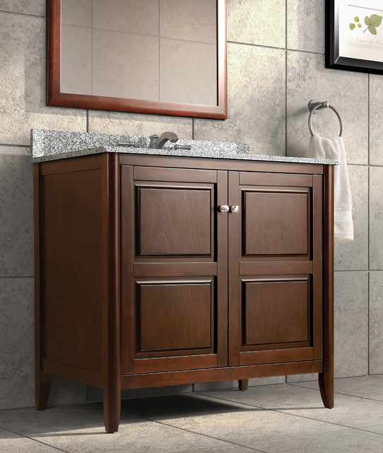 Wolf Bath Furniture Pennfield Collection Traditional Bathroom Vanities And  Sink. Wolf Bathroom Vanities