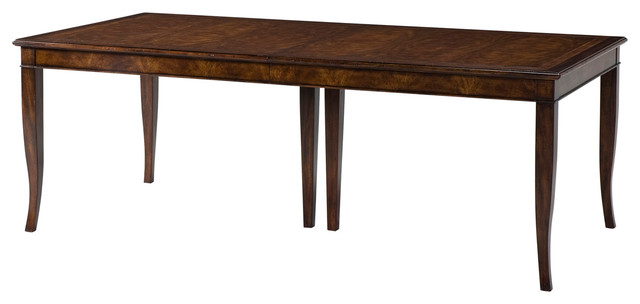 Theodore alexander brooksby villa olmo dining table for Traditional dining table uk
