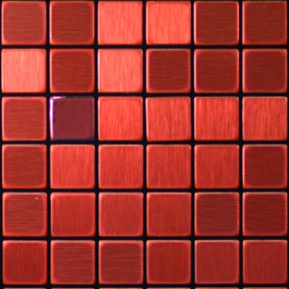 flexipixtile peel and stick backsplash tile red velvet