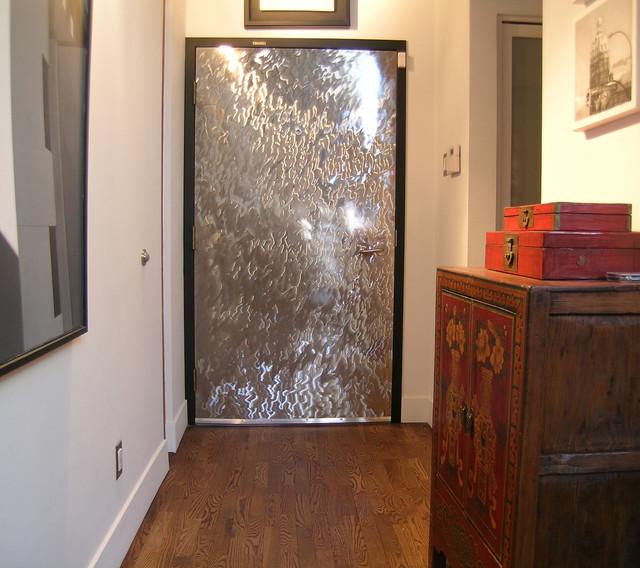 Gastown Door Facades Eclectic Interior Doors