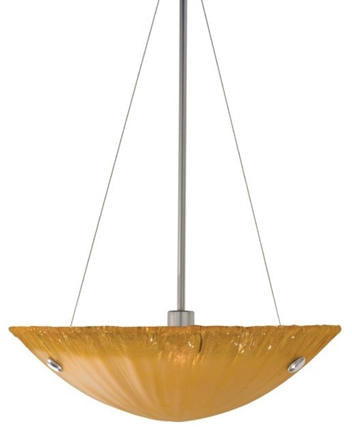 Trace Light Suspended Lights From Sklo: Wilt Bowl Suspension Large Pendant