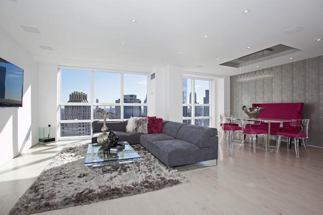 Manhattan redesign manhattan ny contemporary living for Redesign room