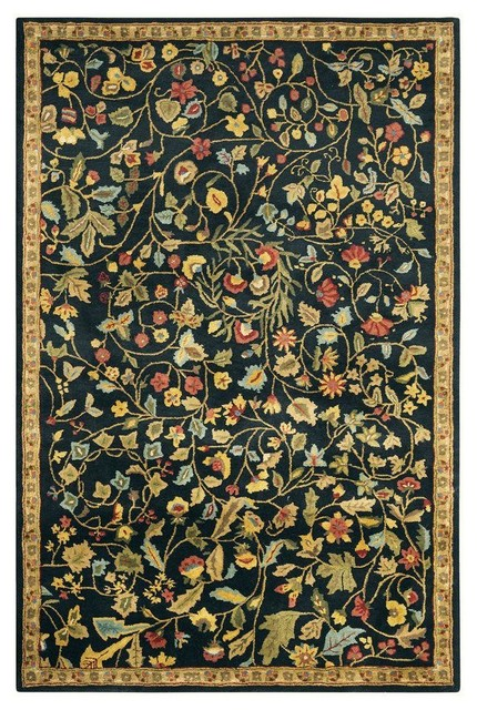Home decorators indoor outdoor area rug home decorators for Home accents rug collection