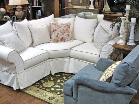 Country Willow Showroom Farmhouse Living Room New York By Country Willow
