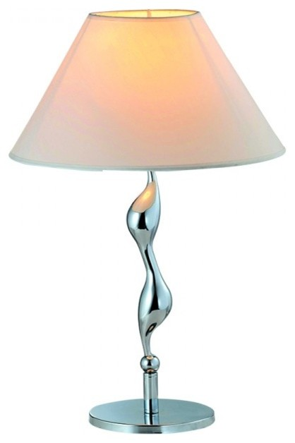 table lamps lighting fixtures modern table lamps raleigh by. Black Bedroom Furniture Sets. Home Design Ideas