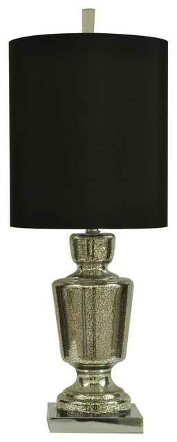 Madison mercury glass table lamp 32 1 2 inches tall 12 for 12 inch table lamps