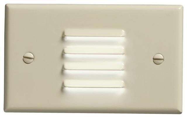 Kichler Lighting Horizontal Louver Dimmable LED Step Light