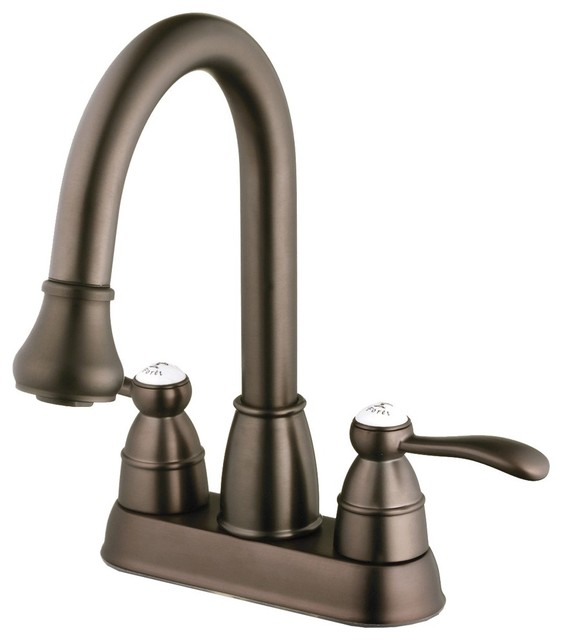 ... Laundry Faucet in Oil Rubbed Bronze traditional-utility-sink-faucets