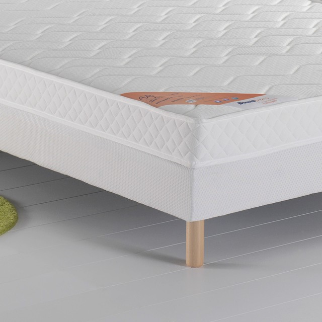 Up matelas en mousse dunlopillo 90x200cm contemporary mattresses by ali - Matelas dunlopillo memory ...