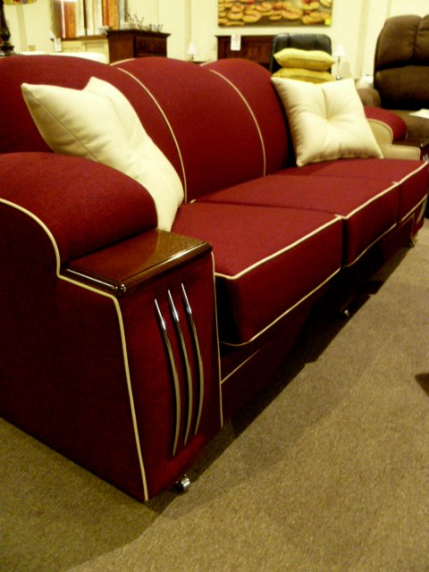 Retro Lounges Craftsman Melbourne By Deco Furniture