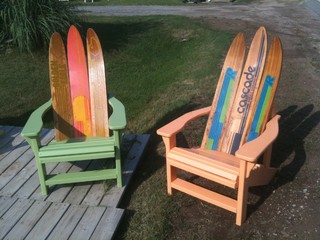 adirondack beach style patio furniture and outdoor furniture other metro by hearthwoods custom furnishings beach style patio furniture
