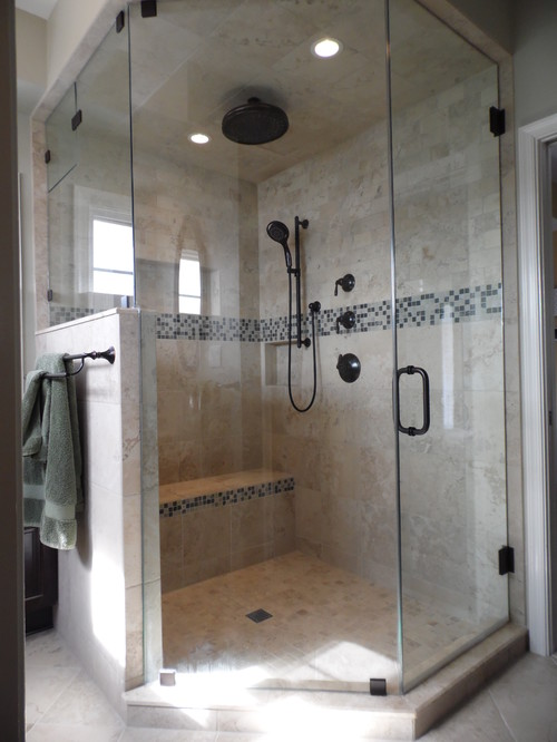 Before after bathroom renovation in alexandria va Bathroom remodeling alexandria va
